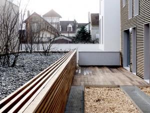 Maîtrise d'oeuvre de 16 logements  // Bezons /// 2015